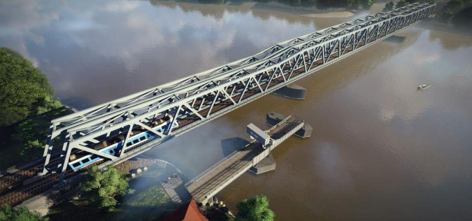 Most nad Regalicą